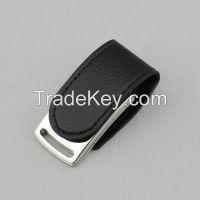 New Leather USB Flash Drive