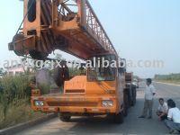 Todano truck crane 50 Ton(original todano crane, Japan crane 50 ton, 5