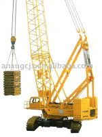 XCMG hydraulic crawler crane 300 Ton(QUY300, 300 ton crawler crane, XCM