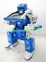 DIY solar toy( three in one solar robot )
