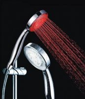 RGB shower head light