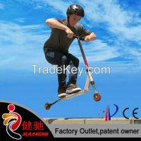 [Original factory outlet] Pro X jump scooter,Aluminum with PU wheels,with patent and SGS certification