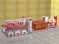 Day Capacity Compact Mill