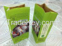 2.5kg 2 Layers Kraft Paper Charcoal Bags