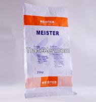25kg 3 Layers Kraft Paper Plastic PP Woven Cement Bags