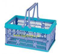 foldable household basket