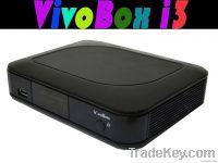 digital satellite receiver ViVobox i3 dvb-s2 sks receivr with android