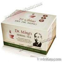 Dr Ming Slimming Tea, Taste Good and Easy Slim