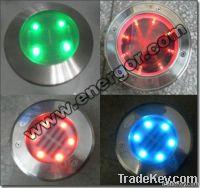 Solar LED Ground Light / Solar Barried light / Solar Step light