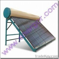 Integrated Type Solar Water Heater