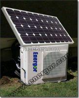 Solar Hybrid Air Conditioner
