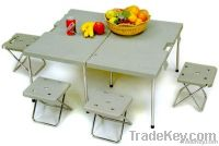 Camping Picnic Table Set