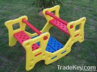 Plastic Outdoor Playground