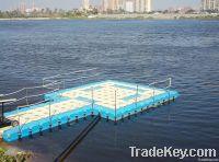 Marina dock system