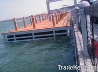 HDPE Floating Dock