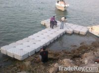 Plastic Float Platform