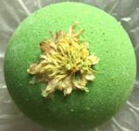 Beauty Private Label Essential Oils  DRY FLOWERS Natural Colorful Bath Bomb Gift Set