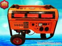 Hot Sales! High Quality Strong Power 1KW- 7KW Gasoline Generator Sets
