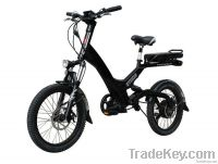 fashionable mountain bike electric bicycle lithium battery
