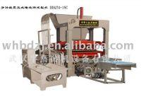 Sell brick machine, concrete/cement block making machine