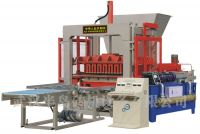 concrete block machine, cement block machinery