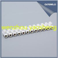 High quality PP U type terminal block terminal strips pvc connector