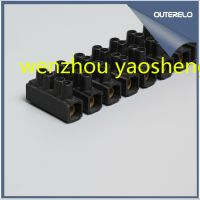 High quality PE Palestine Israel type terminal block terminal strips pvc connector