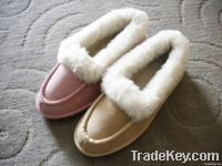 Women Moccasin Shoes