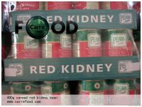 400g/24 canned red kidney beans in brine canned beans