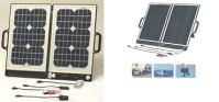 Solar Briefcase Generator (Foldable Panel)