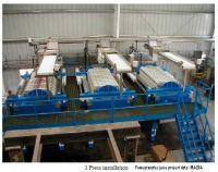 Pomegranate Juice Production Equipment