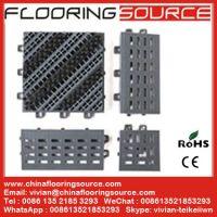 Commercial heavy duty scraper mat