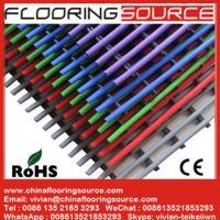 PVC Tube Matting Non slip Swimming Pool Mat