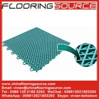 PP Interlock Tile Sports Flooring