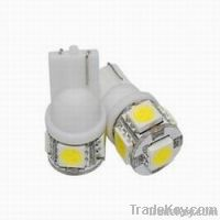 LED auto light, T5, T8, T10, T20, T25 car light