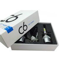 C6 cob led headlamp  car tuning H1 H3 H7 H4 9005 9006 R4 LED luces faros