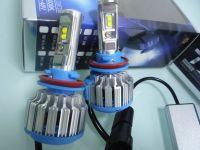 T1 CREE chip led headlamp  car tuning H1 H3 H7 H4 9005 9006 LED luces faros