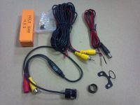 Car camera 2 in 1  universal camera 18.5mm car parts LED camera parking sensor