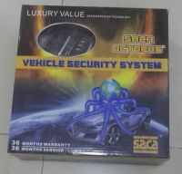 universal Car alarm system  Middle East special  one way vehicle burglar  remote control