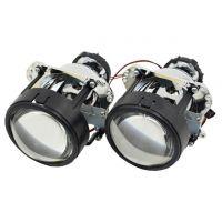 H projector lens 2.5 fog light bixenon kit HID ballast H8 H9 H11 car light