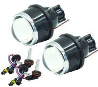 HID projector lens 2.5 fog light bixenon kit HID ballast H8 H9 H11 car light