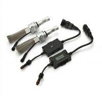 5S LED philips Copper belt cooling H4 H1 H3 H7 H11 9005 9006 880 led headlamp