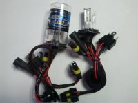 H4-2 xenon and halogen car light headlamp car tuning high and low together