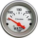 Utrema Electrical Water Temp Gauge 2-1/16 in.