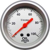 Utrema Auto Performance Oil Pressure Gauge