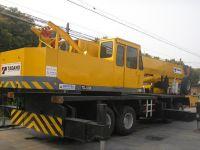 used Tadano 55 ton truck crane
