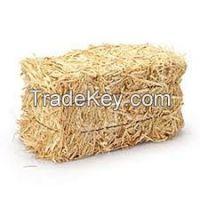 Hay straw bale, animal feeding bale, wheat straw bale, straw wheat hay bale