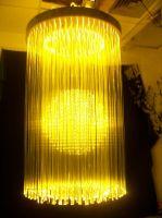 Optic Fiber ceiling light