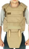 Body armor bulletproof vest with shoulder and  groin protection