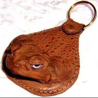Toad Key Holder
